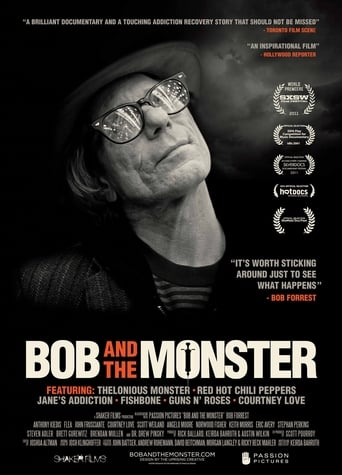 Poster of Bob and the Monster