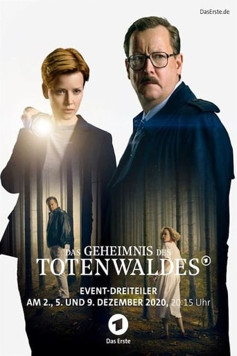 Poster of Das Geheimnis des Totenwaldes