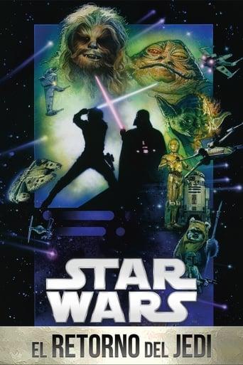 Poster of La guerra de las galaxias. Episodio VI: El retorno del Jedi