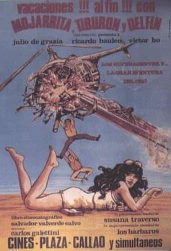 Poster of Los Superagentes y La Gran Aventura Del Oro