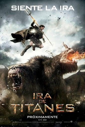 Poster of Ira de titanes