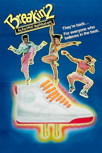 Poster of Breakin' 2: Electric Boogaloo