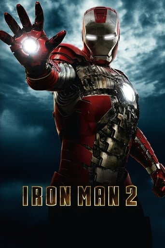 Poster of Iron Man 2