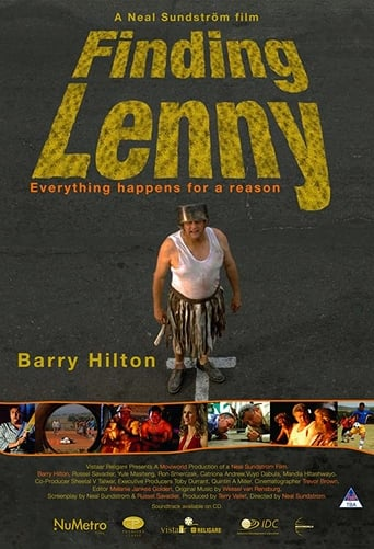 Poster of Finding Lenny