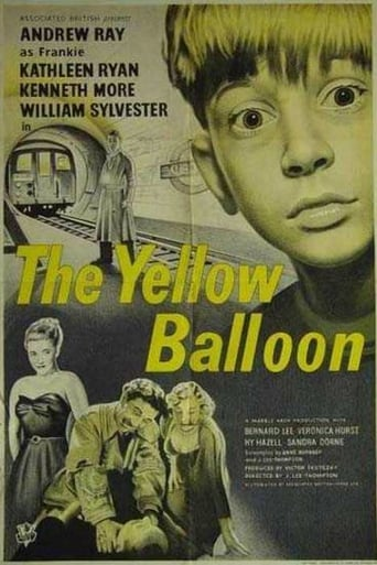 Poster of The Yellow Balloon