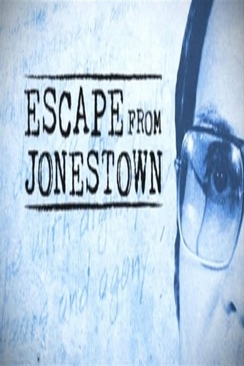 Poster of Escape From Jonestown