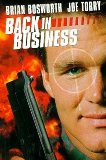 Poster of Back in Business
