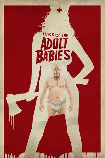 Poster of Adult Babies