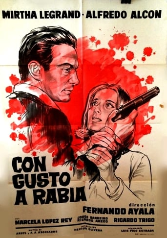 Poster of Con gusto a rabia