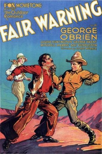 Poster of Fair Warning