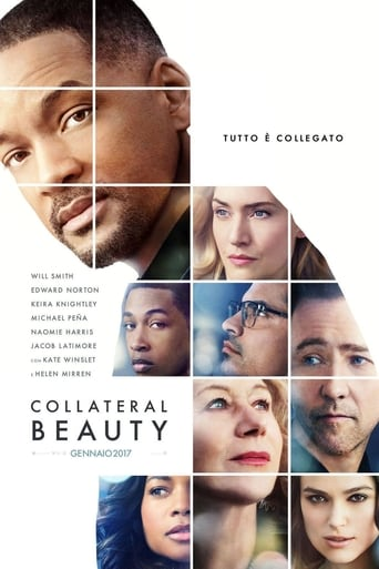 Poster of Collateral Beauty