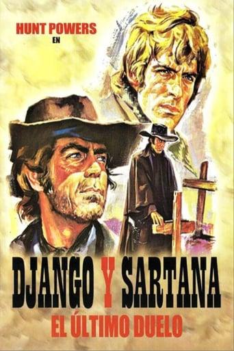 Poster of One Damned Day at Dawn... Django Meets Sartana!