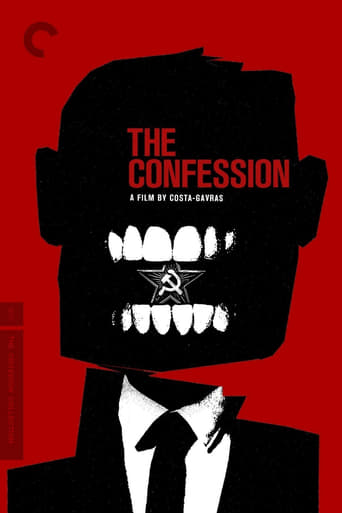 Poster of The Confession