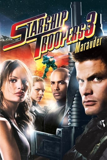 Poster of Starship Troopers 3: Marauder