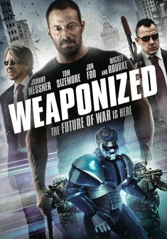 Poster of Weaponized