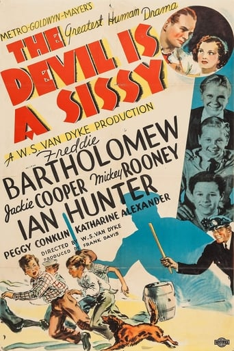 Poster of The Devil Is a Sissy