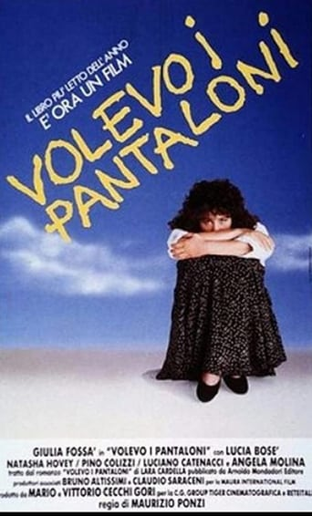 Poster of I Wanted Pants