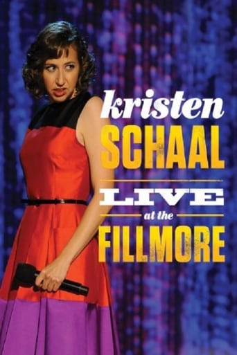 Poster of Kristen Schaal: Live at the Fillmore