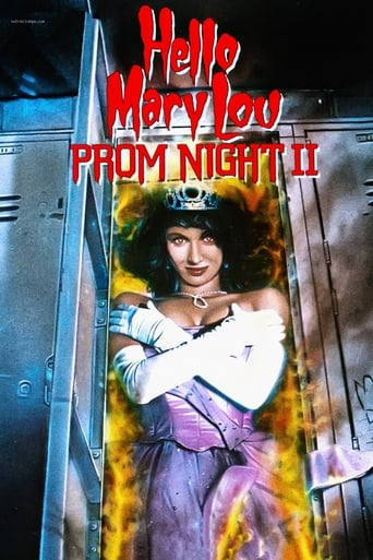 Poster of Hello Mary Lou: Prom Night II