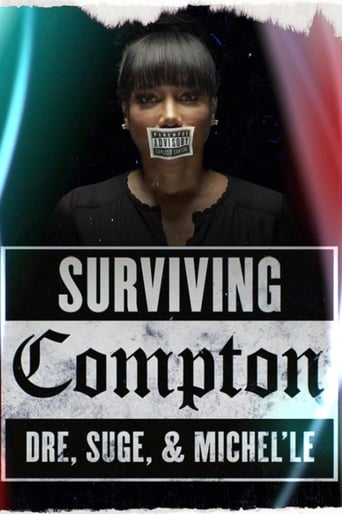 Poster of Surviving Compton: Dre, Suge and Michel'le