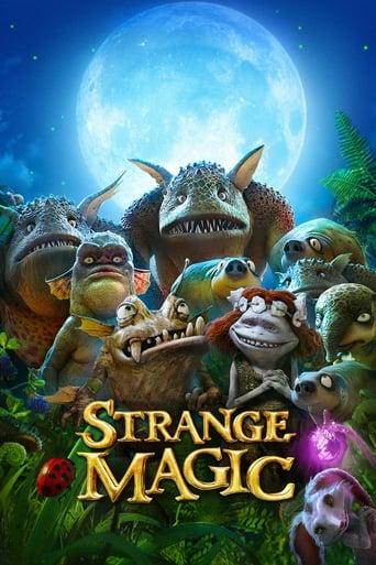 Poster of Strange Magic