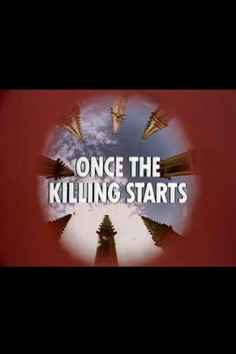 Poster of Once the Killing Starts