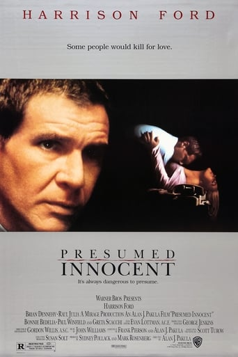 Poster of Presumed Innocent