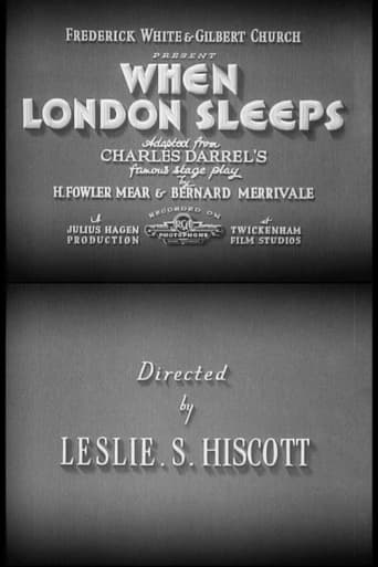 When London Sleeps