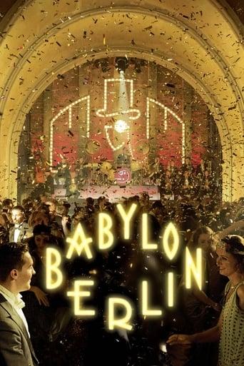 Poster of Babylon Berlin