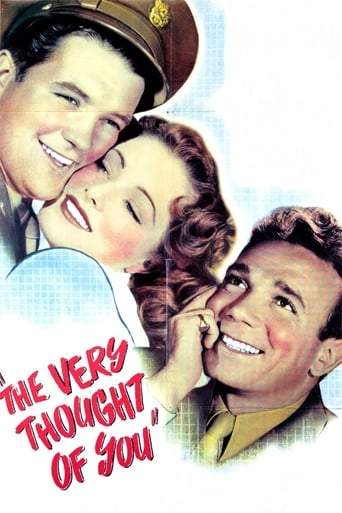 Poster of The Very Thought of You