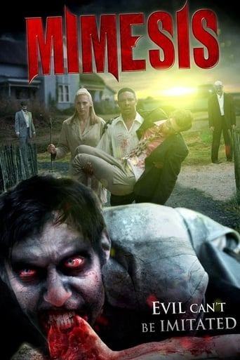 Poster of Mimesis: Night of the Living Dead