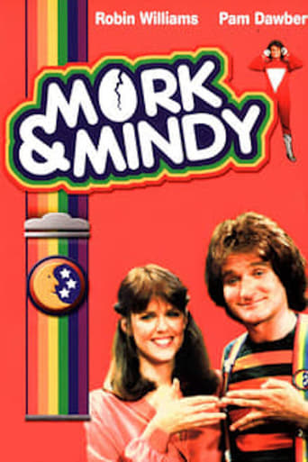 Poster of Mork & Mindy