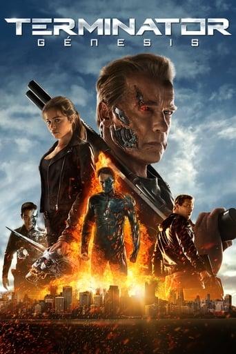 Poster of Terminator Génesis