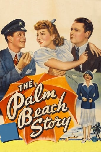 Poster of The Palm Beach Story
