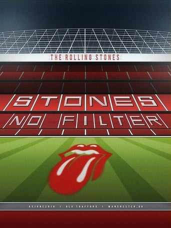 Poster of The Rolling Stones Live at Manchester 2018