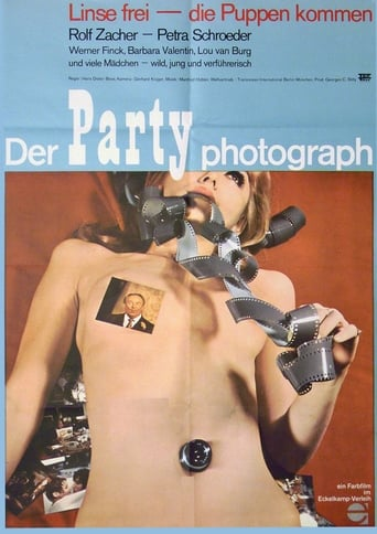 Poster of Der Partyphotograph