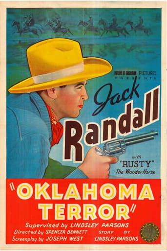 Poster of Oklahoma Terror