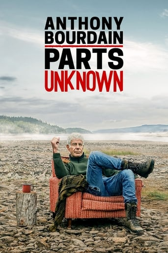 Poster of Anthony Bourdain: Parts Unknown