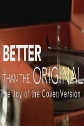 Poster of Better Than the Original: The Joy of the Cover Version