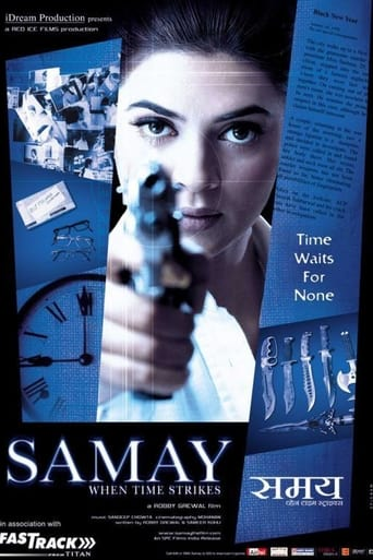 Poster of Samay: When Time Strikes