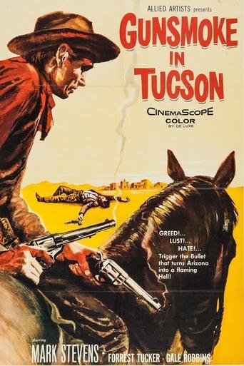 Poster of Gunsmoke in Tucson