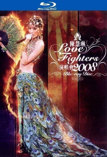 Poster of Kelly Chen Love Fighters Concert 2008