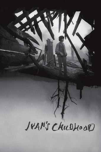 Poster of Ivan's Childhood