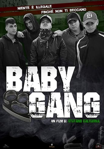 Poster of Baby Gang