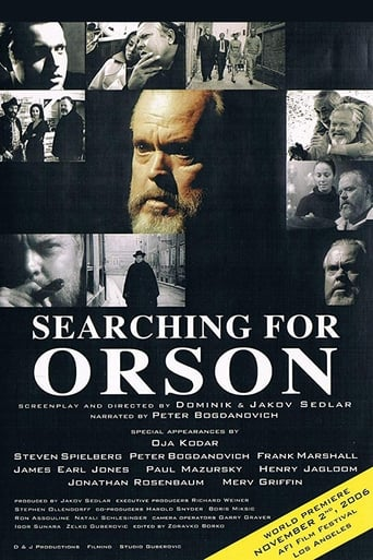 Searching for Orson