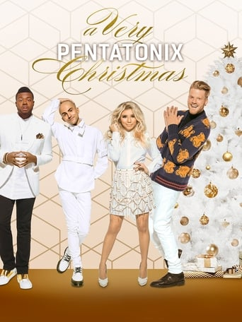 Poster of A Very Pentatonix Christmas