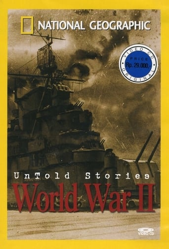 National Geographic: Untold Stories of World War II Poster