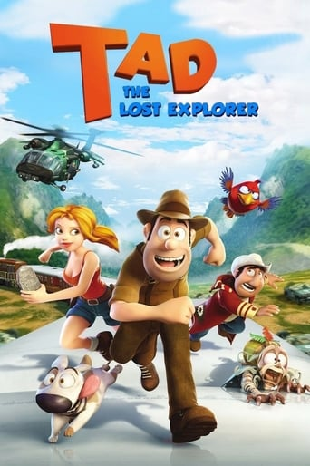Poster of Tad, the Lost Explorer