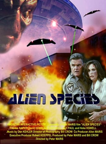 Poster of Alien Species