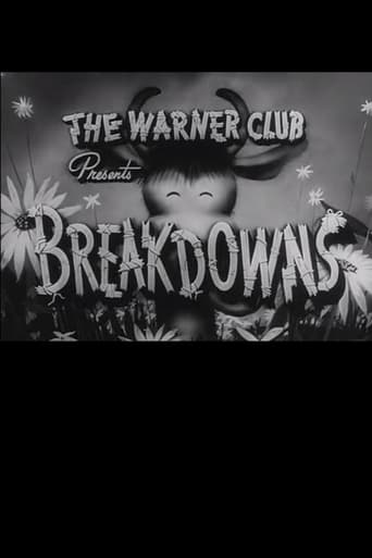 Poster of Breakdowns of 1944